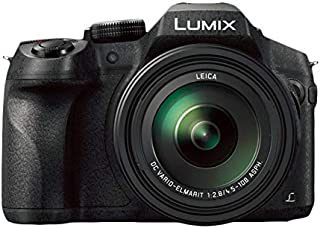 Panasonic LUMIX DMC-FZ300, 12.1 MP, 4K, Digital Camera, Black