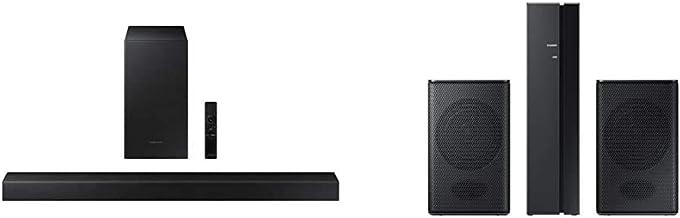 Best Samsung HW-T450 Acoustic Beam T Series Soundbar with Samsung SWA-8500S 2.0 Speaker System Reviews
