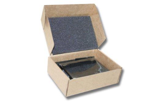 vhbw Akku Ersatz für Medion LI4403A für Notebook (4400mAh, 14,8V, Li-Ion, schwarz)