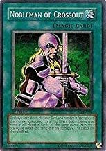 Yu-Gi-Oh! - Nobleman of Crossout (PSV-034) - Pharaohs Servant - 1st Edition - Super Rare