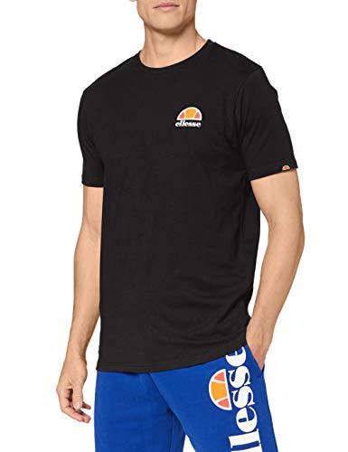 Ellesse Canaletto Camiseta, Hombre, Gris (Anthracite), M