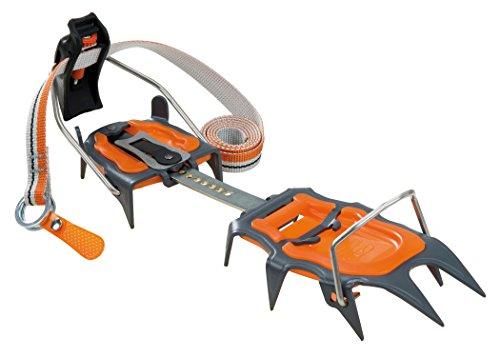 Climbing Technology Nuptse Evo - Crampones - Automatic gris/naranja 2015