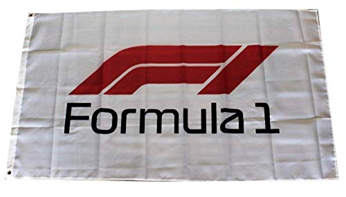 Zudrold F1 Formel 1 Motorsport Autorennen Autorennen Banner Flagge 3x5 Fuß Man Cave