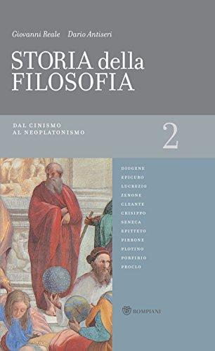 Storia della filosofia - Volume 2: Dal cinismo al neoplatonismo