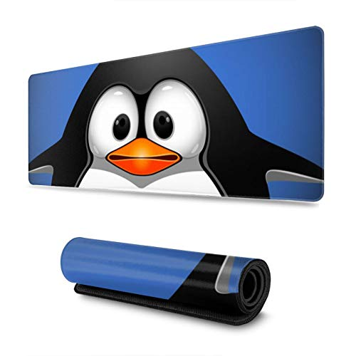 Personalized Mouse Pad Gaming Mouse Pad Best Mouse Pad Ergonomic Mouse Pad-Little Penguin