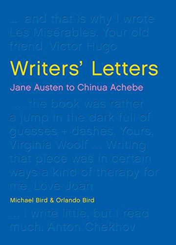 Writers' Letters: Miguel de Cervantes to Toni Morrison