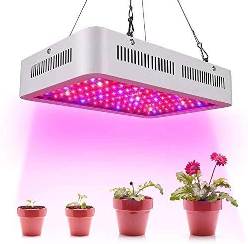 Auveach Lampade per Piante LED 600W Indoor Coltiva...