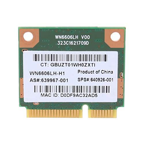Tarjeta de red inalámbrica con WiFi RTL8188CE 640926-001 para portátil 4431s 4436S 4430S 4230S 4730s