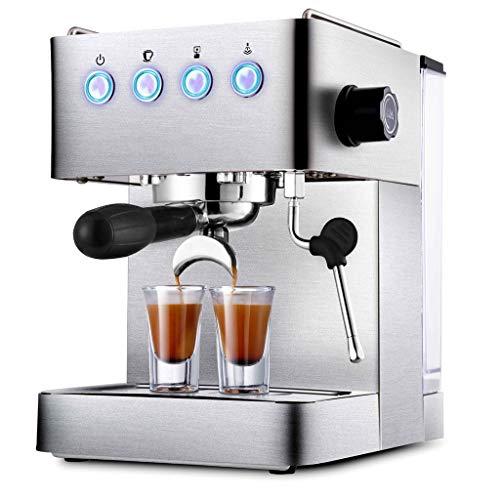 QZKFJ Máquina de café, Vapor Bomba Máquina de café Má