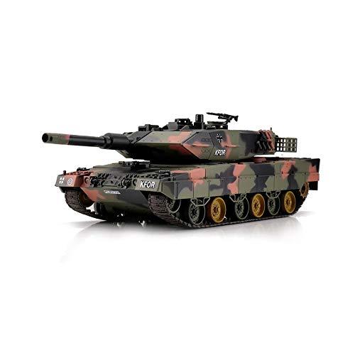 HENG LONG RC Panzer 1:24 Leopard 2A5 K-for mit BB und IR Schussfunktion