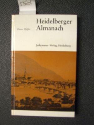 Heidelberger Almanach.