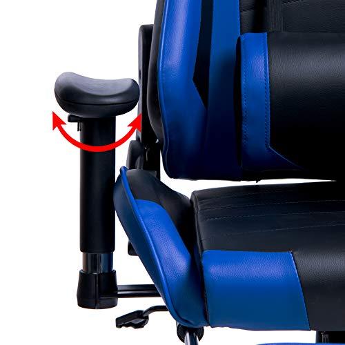WOLTU Bürostuhl Chefsessel Racing Stuhl Bild 4*