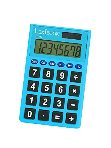 Lexibook 4Operationen Taschenrechner Sortiment