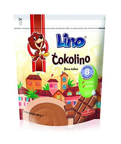Lino Cokolino Podravka Instatflocken traditionell (Schokolade, 2 x 500 gr)