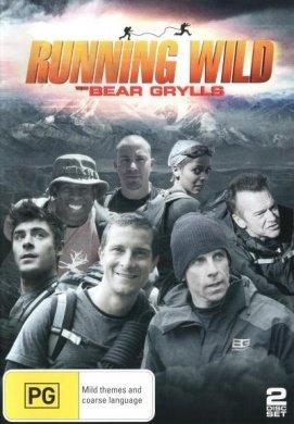 Running Wild with Bear Grylls (2 DVDs)