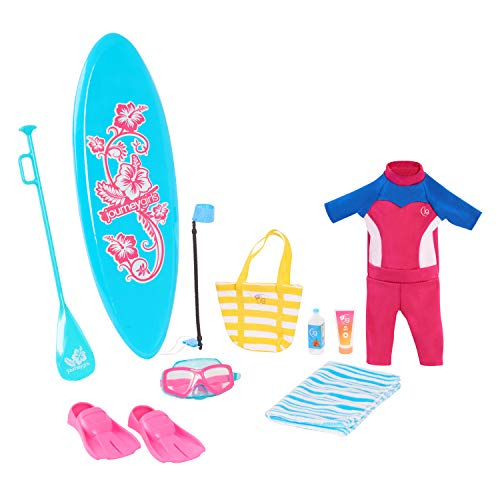 Journey Girls Summer Surf Set - Amazon Exclusive
