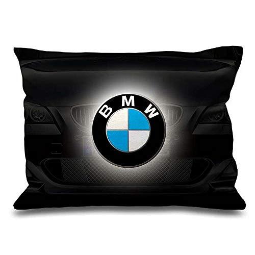 Bedddac Fashion EAFDBC Print Throw Pillowcase Fundas para Almohada Eddaadf Cushion Covers Pillow Case Cover Fundas Decorativas para Almohada 50 * 75 cm [Only Cover,No Insert]