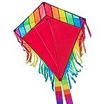 MIC CIM Kite Set - Joker Eddy [2 Pcs Happy Joker/Maya Joker] - single line kite for children from the age of 3 years up…