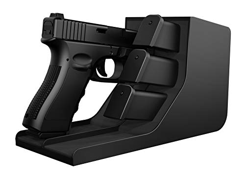 Fantastic Deal! Vaultek Modular Pistol Racks Universal Protective Handgun Storage Holster (MX Series Single Pistol)
