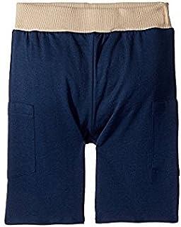 フォーワードクロージング 4Ward Clothing キッズ 男の子 ショーツ 半ズボン Navy/Oatmeal Four-Way Reversible Shorts (Little Kids/Big Kids) [並行輸入品]