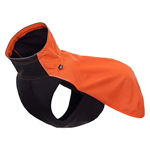 Rukka Hundemantel, Größe L, Orange