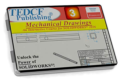 SOLIDWORKS 2016: Mechanical Drawings – Video Training Course