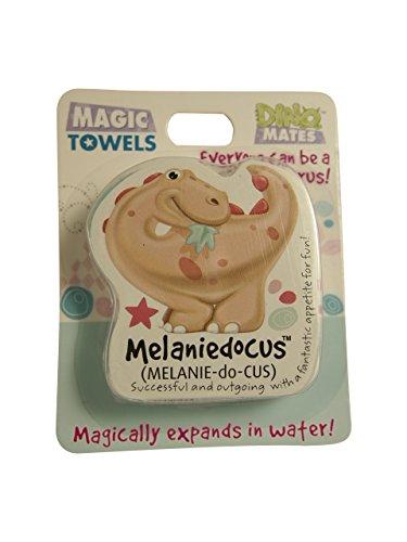 John Hinde DinoMates Magic Towel, Melanie