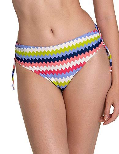 Lisca Bikini Slip Taillen Slip Regenbogen 38