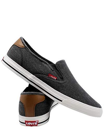 levi shoes black - 8