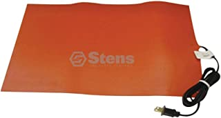 "Stens Battery Pad Heater 120 Volt, 80 Watt, 11"" x 18"""