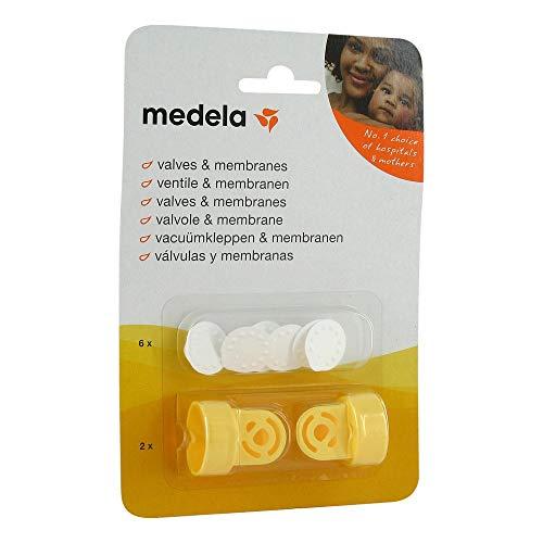 MEDELA Ventilkopf Membran Multi-Set 1 St