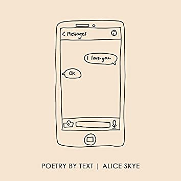 Poetry By Text