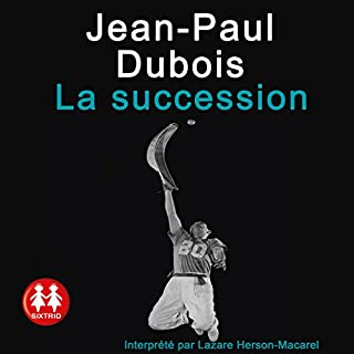 Couverture de La succession