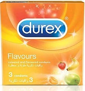 Durex Select Flavours Condoms 3s