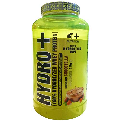 HYDRO + [2000g] 4+ nutrition (proteine del siero del latte idrolizzato) (CIOCCOTELLA)