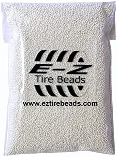 E Z Tire Beads Ceramic Dynamic Balancing 1 Bag of 3 oz Truck Motorhome 4x4 Trailer Motorcycle product image