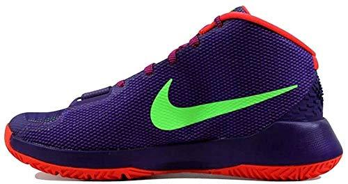 Nike Herren KD Trey 5 III Basketballschuhe, Grau/Blau/Rot (WLF Gry/Gm RYL-Unvrsty Rd-Gm R), 42 1/2 EU