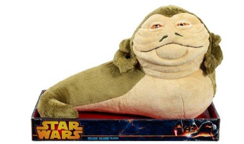 Star Wars Peluche parlante Jabba The Hutt 30,5 cm