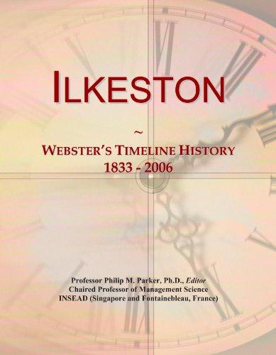 Ilkeston: Webster's Timeline History, 1833 - 2006