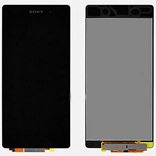 Display Full LCD complete set eenheid touchscreen glas ruit onderdelen accessoires reparatie voor Sony Xperia Z2 L50W D6503 D6502 + gereedschap openingstool nieuw LCD volledig verlijmen