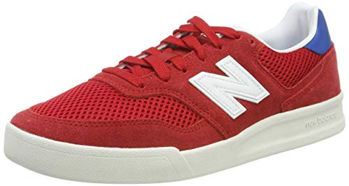 New Balance Herren CRT300v2 h Tennisschuhe, Rot (Team Red Team Red), 46.5 EU