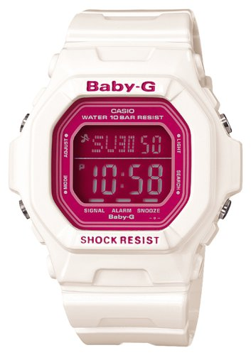 [カシオ] 腕時計 ベビージー BABY-G BG-5601-7JF ホワイト