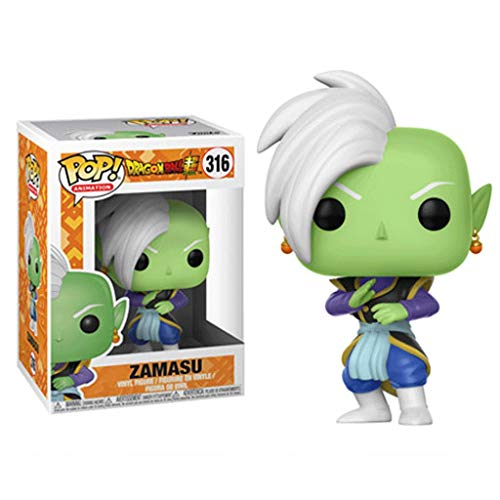 Funko Pop Animation : Dragon Ball Super - Zamasu 3.75inch Vinyl Gift for Anime Fans SuperCollection