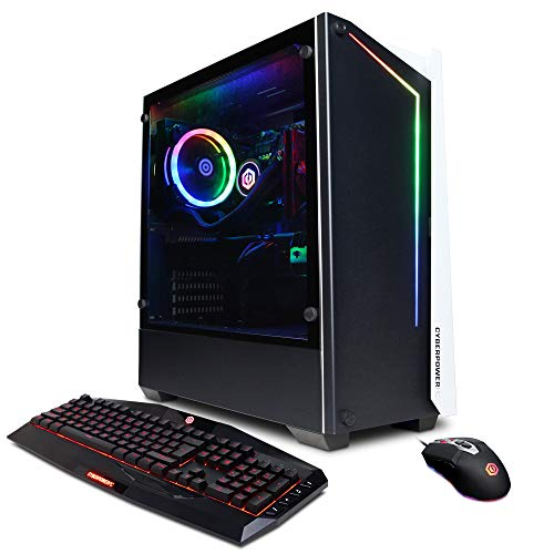Compare CyberpowerPC SLC10300V4 vs other gaming PCs