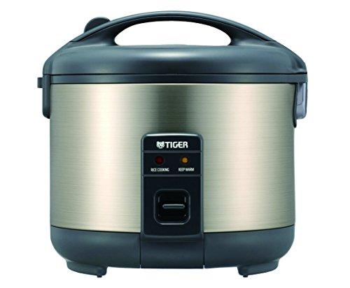Tiger JNP-S15U-HU 8-Cup Rice Cooker and Warmer, Urban Satin