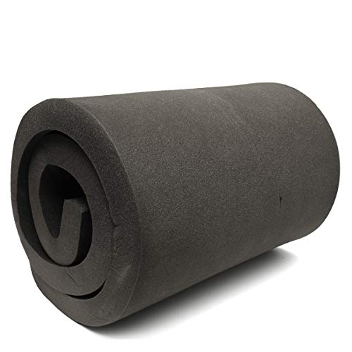 EsportsMJJ 200x60x5cm zwart hoge dichtheid stoel schuim kussen vel vervanging bekleding kussen schuim kussens