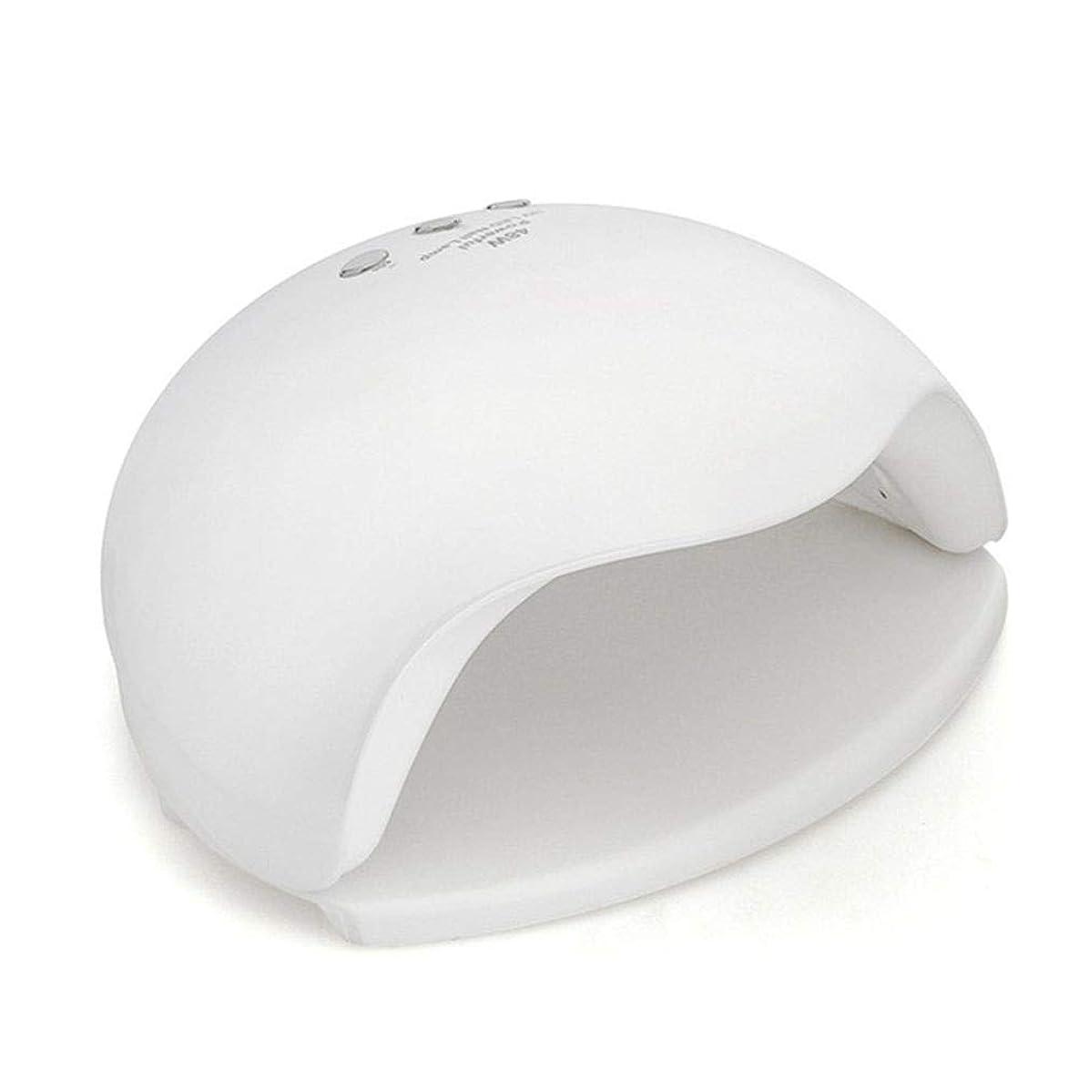ネイルドライヤーSUN5X 48W UV LEDランプネイルドライヤーUVネイルランプダブルライトセンサーLEDネイルランプマニキュアマシン硬化用UVジェルポリッシュ、写真の色