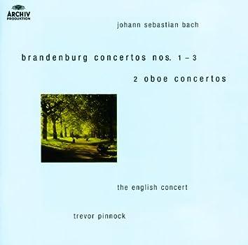J.S.バッハ:ブランデンブルグ協奏曲
