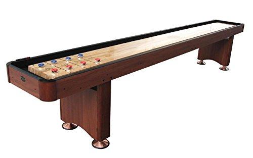 Playcraft Woodbridge 12' Cherry Shuffleboard Table