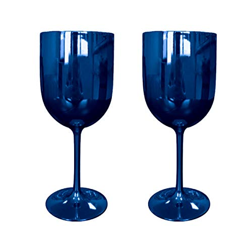 RONGXIANMA Wine Glass 4Pcs Wineglass Champagne Coupes Cocktail Glass Party Champagne Flutes Wine Cup Goblet